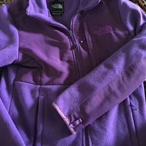 Women's xs north face